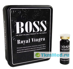 Boss Royal Viagra Босс Роял Виагра (во флаконах)
