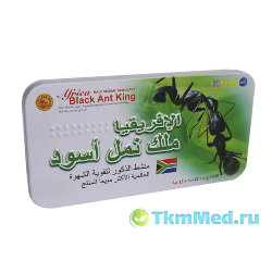 Africa Black Ant King Африканский царь черных муравьев препарат для потенции